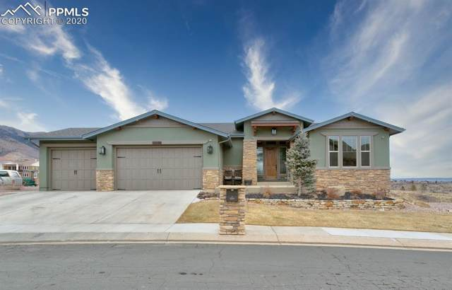 2560 Talleson Court, Colorado Springs, CO 80919 (#1200277) :: The Peak Properties Group