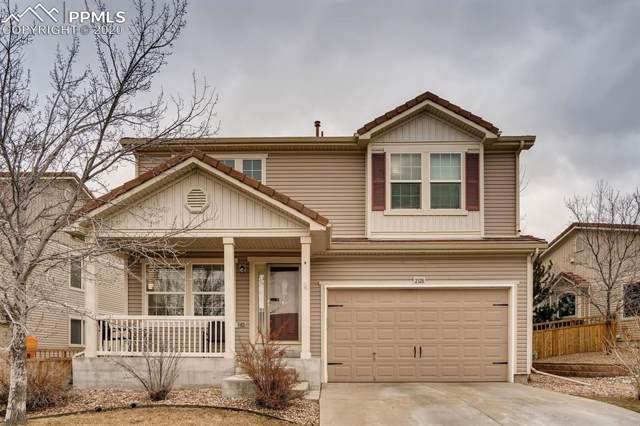 2328 Candleglow Street, Castle Rock, CO 80109 (#1200936) :: Harling Real Estate