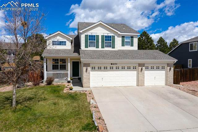 16721 Elk Valley Trail, Monument, CO 80132 (#1206573) :: The Daniels Team
