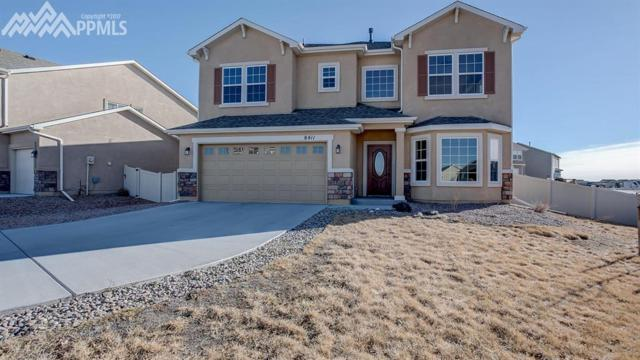 8411 Dry Needle Place, Colorado Springs, CO 80908 (#1206906) :: The Hunstiger Team