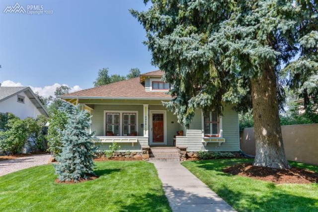 2216 N Cascade Avenue, Colorado Springs, CO 80907 (#1207701) :: 8z Real Estate