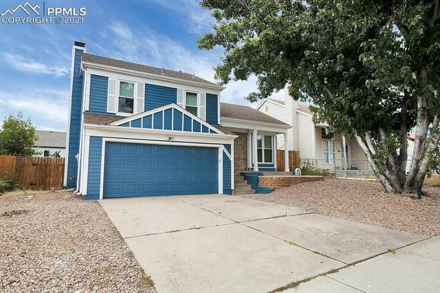 2520 Plymouth Drive, Colorado Springs, CO 80916 (#1208027) :: Tommy Daly Home Team