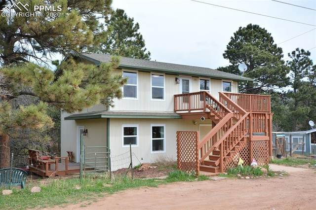 151 Canon City Crest, Palmer Lake, CO 80133 (#1208589) :: The Treasure Davis Team