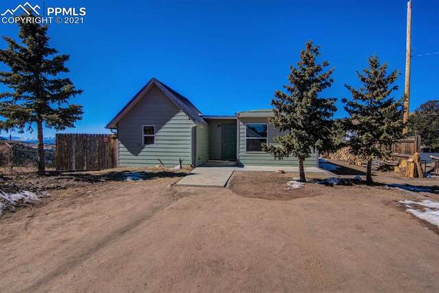 501 S Third Street, Victor, CO 80860 (#1218631) :: The Artisan Group at Keller Williams Premier Realty