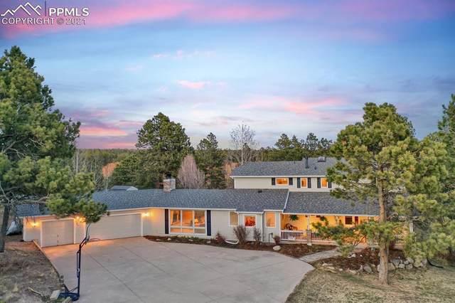 10325 Kurie Road, Colorado Springs, CO 80908 (#1223199) :: Venterra Real Estate LLC