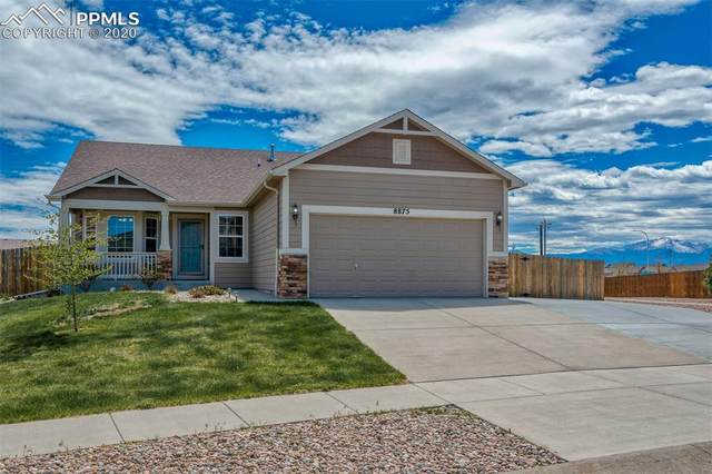 8875 Canary Circle, Colorado Springs, CO 80908 (#1225186) :: Fisk Team, RE/MAX Properties, Inc.