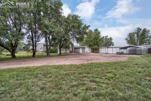 12730 N Condor Road, Peyton, CO 80831 (#1226847) :: 8z Real Estate
