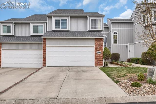 2346 Elite Terrace, Colorado Springs, CO 80920 (#1226882) :: The Hunstiger Team