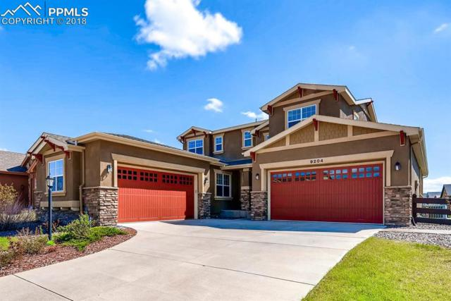 9204 Dome Rock Place, Colorado Springs, CO 80924 (#1233416) :: Harling Real Estate
