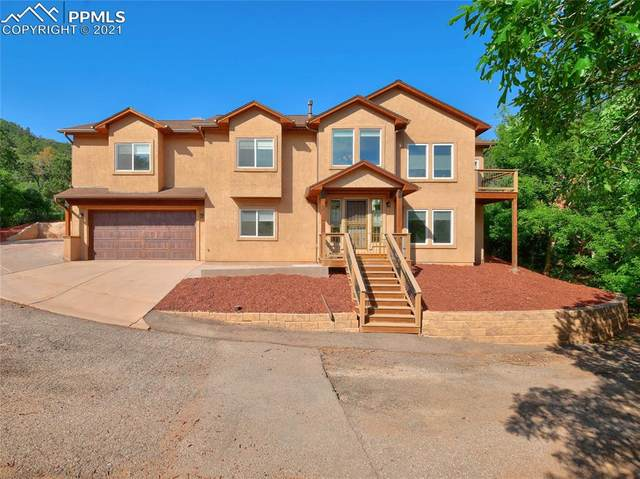 47 Puma Path, Manitou Springs, CO 80829 (#1233427) :: The Artisan Group at Keller Williams Premier Realty