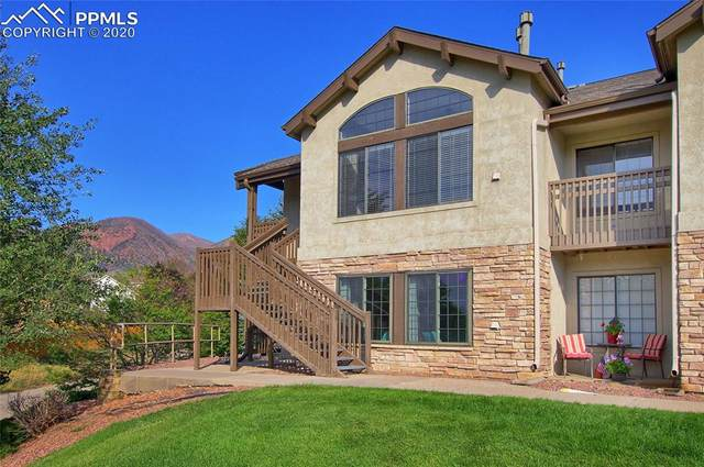 2147 Denton Grove #203, Colorado Springs, CO 80919 (#1233794) :: Tommy Daly Home Team