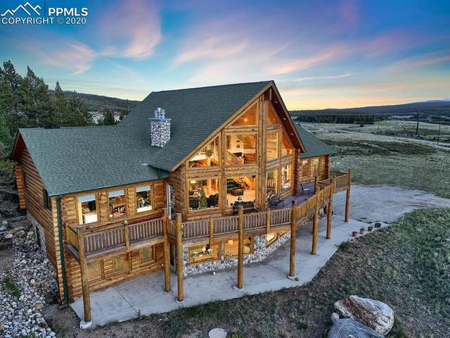 52516 Highway 9 Highway, Alma, CO 80420 (#1235485) :: Tommy Daly Home Team