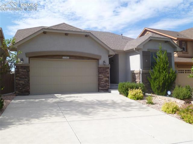 4831 Turquoise Lake Court, Colorado Springs, CO 80924 (#1239429) :: The Treasure Davis Team