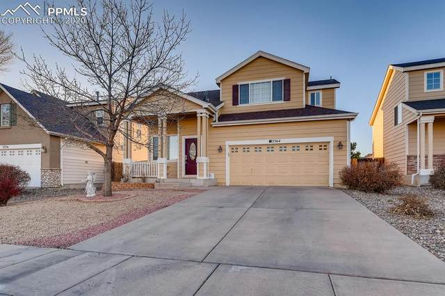 3364 Astana Drive, Colorado Springs, CO 80916 (#1240665) :: Tommy Daly Home Team