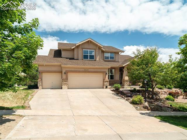 2447 Willow Glen Drive, Colorado Springs, CO 80920 (#1242599) :: Fisk Team, RE/MAX Properties, Inc.