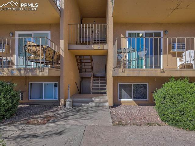3010 E Bijou Street 5B, Colorado Springs, CO 80909 (#1243674) :: 8z Real Estate