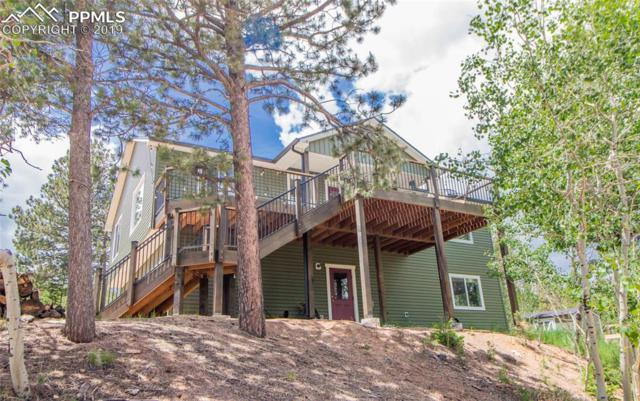 25 Sequoia Trail, Woodland Park, CO 80863 (#1244485) :: The Treasure Davis Team