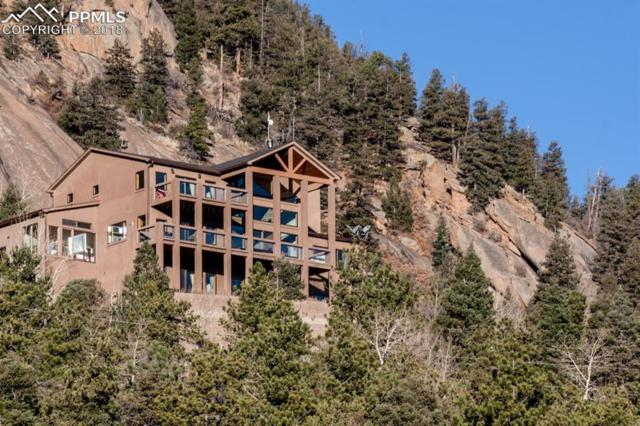 1417 Forest Road, Manitou Springs, CO 80829 (#1248185) :: The Treasure Davis Team
