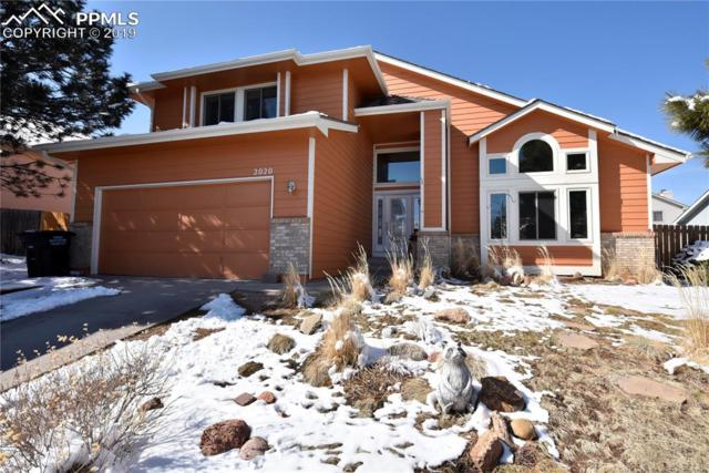 2020 Manning Way, Colorado Springs, CO 80919 (#1250534) :: The Treasure Davis Team