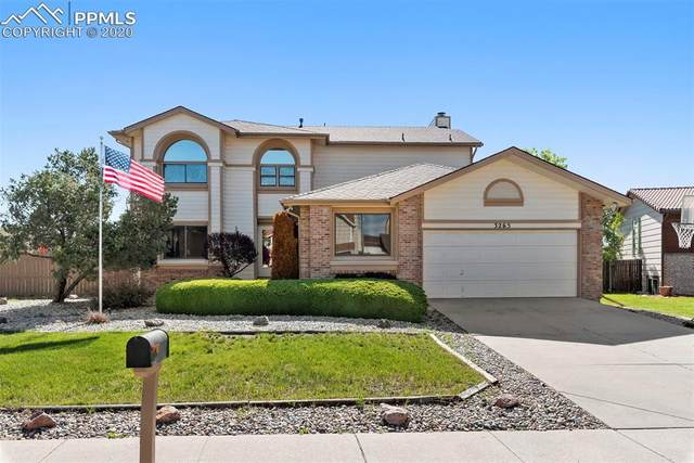 3265 Windjammer Drive, Colorado Springs, CO 80920 (#1252348) :: CC Signature Group