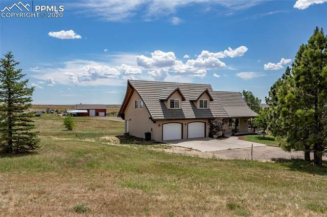 38245 County Road 29 Road, Elizabeth, CO 80107 (#1252956) :: 8z Real Estate