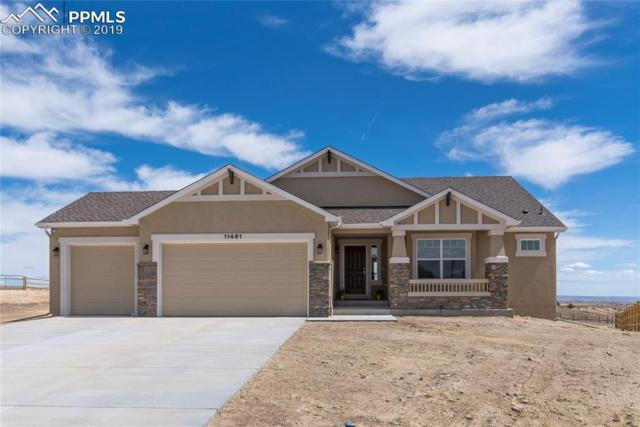 11461 Pyramid Peak Drive, Peyton, CO 80831 (#1253180) :: Tommy Daly Home Team