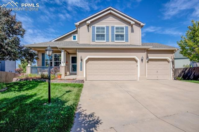 9631 Stoneglen Drive, Colorado Springs, CO 80920 (#1254310) :: Jason Daniels & Associates at RE/MAX Millennium