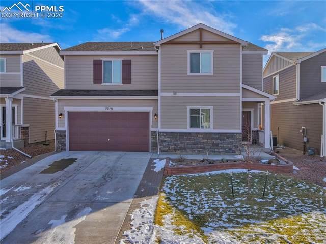 7219 Preble Drive, Colorado Springs, CO 80915 (#1255382) :: The Treasure Davis Team