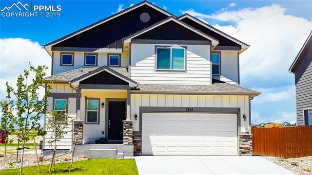 9848 Morning Vista Drive, Peyton, CO 80831 (#1257338) :: The Kibler Group