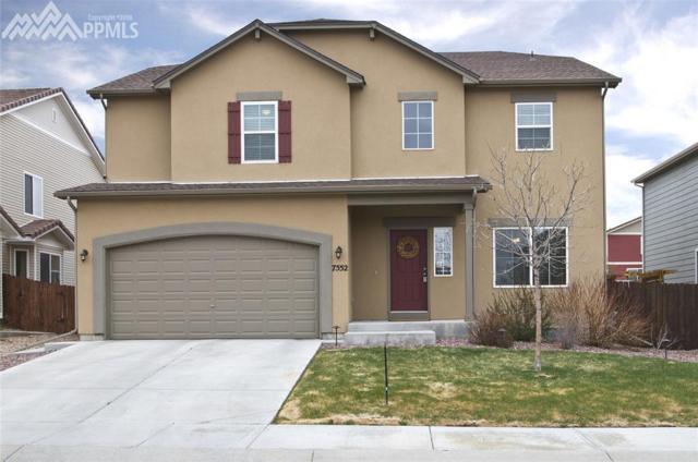 7552 Short Grass Court, Colorado Springs, CO 80915 (#1257991) :: The Treasure Davis Team