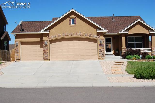 6366 Shooting Iron Way, Colorado Springs, CO 80923 (#1259918) :: Action Team Realty