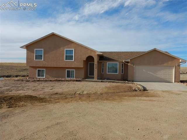 6150 Wampum Point, Fountain, CO 80817 (#1260081) :: Venterra Real Estate LLC