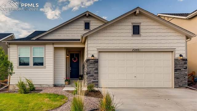 7245 Rim Bluff Lane, Colorado Springs, CO 80927 (#1263614) :: Action Team Realty