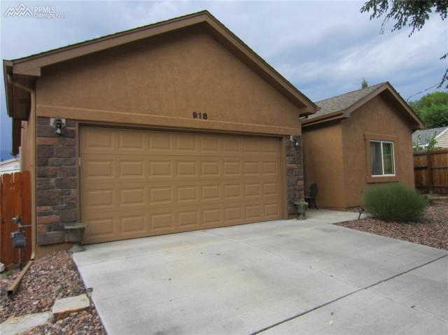 918 Bennett Lane, Colorado Springs, CO 80909 (#1263954) :: The Treasure Davis Team