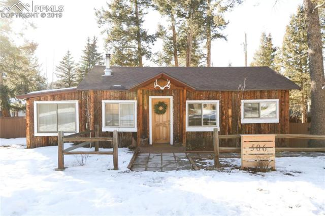 506 N Fairview Street, Woodland Park, CO 80863 (#1264601) :: 8z Real Estate