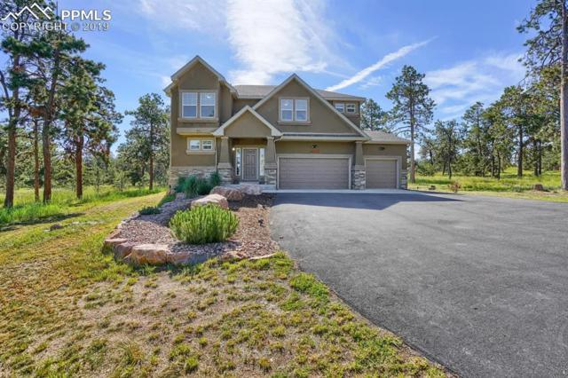 18517 Wetherill Road, Monument, CO 80132 (#1266773) :: Action Team Realty