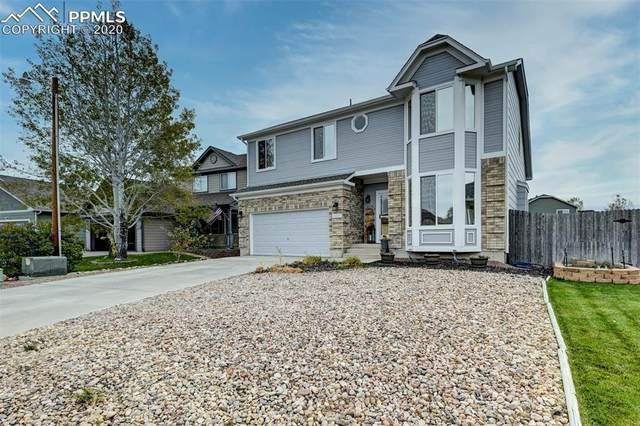 12554 Catch Pen Road, Peyton, CO 80831 (#1268253) :: The Kibler Group