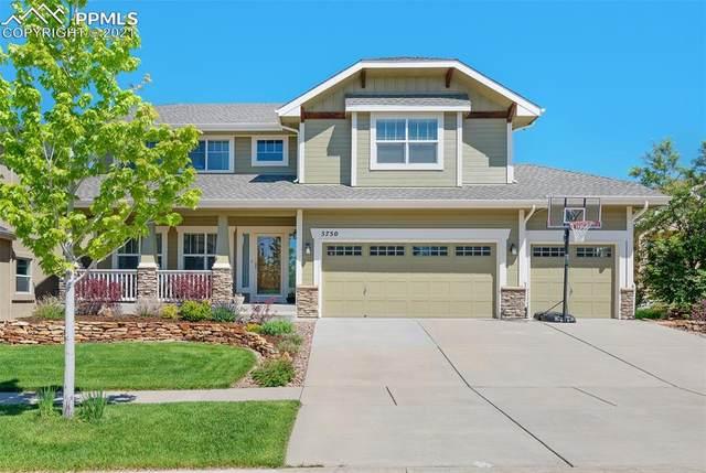 5750 Cisco Drive, Colorado Springs, CO 80924 (#1270122) :: Fisk Team, RE/MAX Properties, Inc.