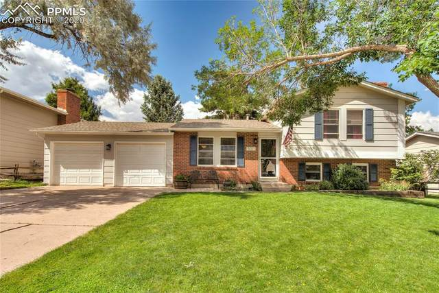 5011 Picket Drive, Colorado Springs, CO 80918 (#1270994) :: Finch & Gable Real Estate Co.