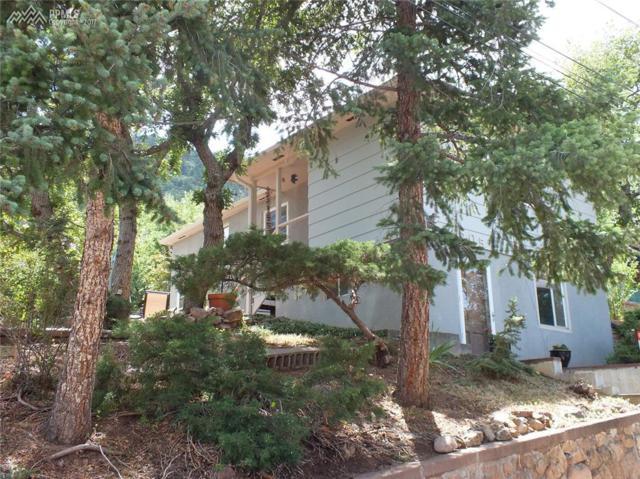 805 Midland Avenue, Manitou Springs, CO 80829 (#1273649) :: 8z Real Estate