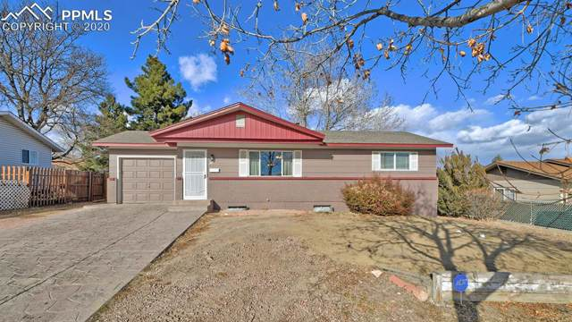 3610 E Pikes Peak Avenue, Colorado Springs, CO 80909 (#1273777) :: Tommy Daly Home Team