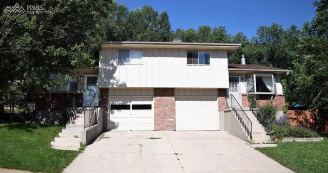 822 Pioneer Lane, Colorado Springs, CO 80904 (#1274201) :: RE/MAX Advantage