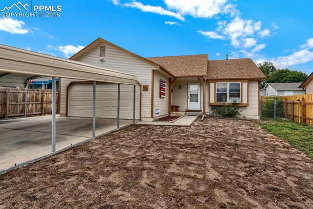 4330 Marlow Circle, Colorado Springs, CO 80916 (#1274723) :: The Hunstiger Team