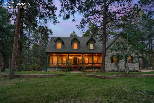 18025 Archers Drive, Monument, CO 80132 (#1275330) :: Action Team Realty