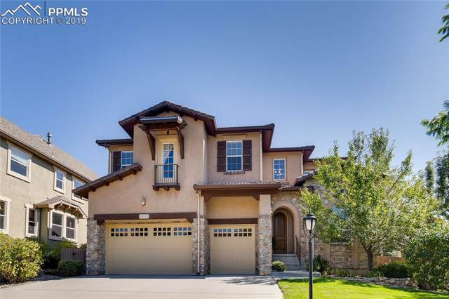 9977 Oak Knoll Terrace, Colorado Springs, CO 80920 (#1277471) :: The Kibler Group