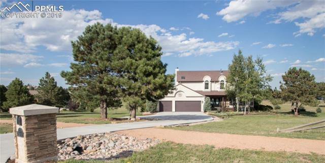 560 E Kings Deer Point, Monument, CO 80132 (#1279791) :: The Treasure Davis Team