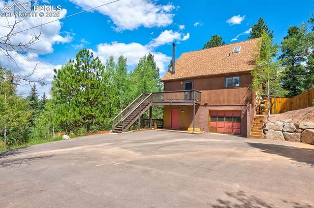 430 W Ridge Drive, Woodland Park, CO 80863 (#1284280) :: Colorado Home Finder Realty