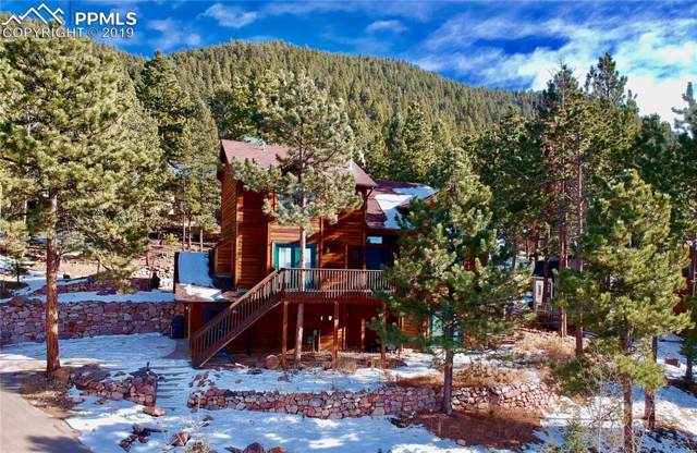 1261 Forest Edge Road, Woodland Park, CO 80863 (#1284403) :: Perfect Properties powered by HomeTrackR