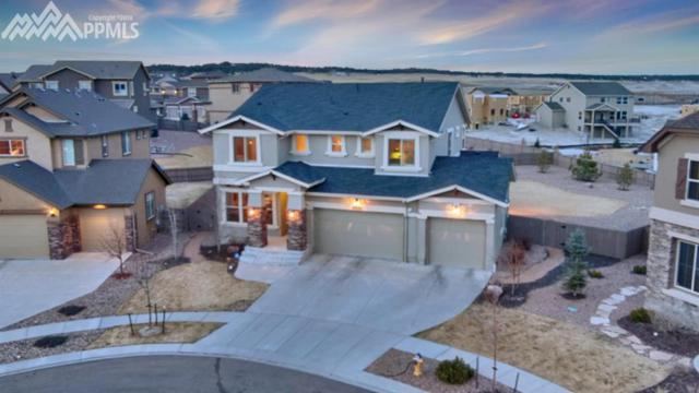 5286 Chimney Gulch Way, Colorado Springs, CO 80924 (#1284720) :: Jason Daniels & Associates at RE/MAX Millennium