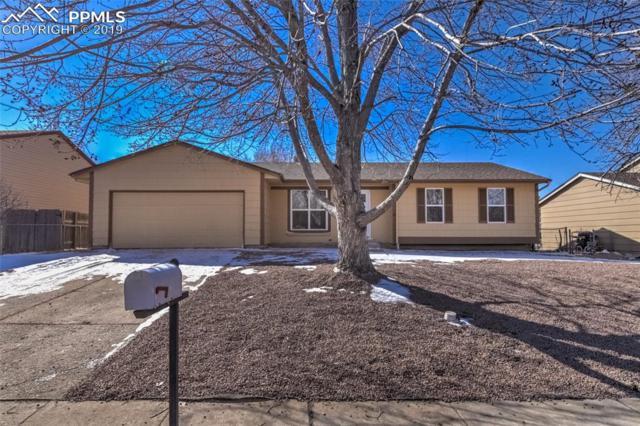 2725 Clarendon Drive, Colorado Springs, CO 80916 (#1286832) :: The Peak Properties Group